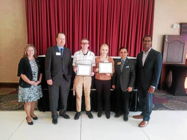 Southern Wayne County Regional Chamber of Commerce awards