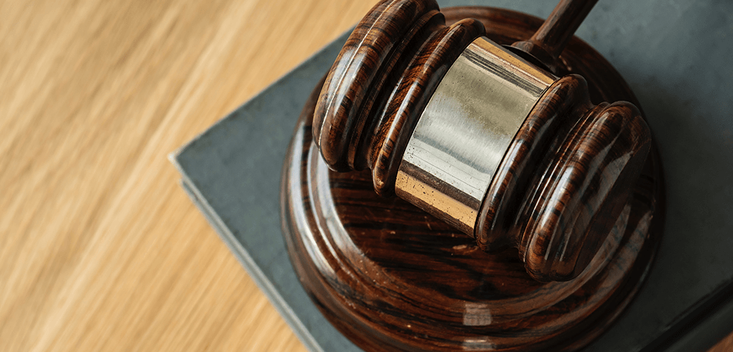 Legal Services Gavel