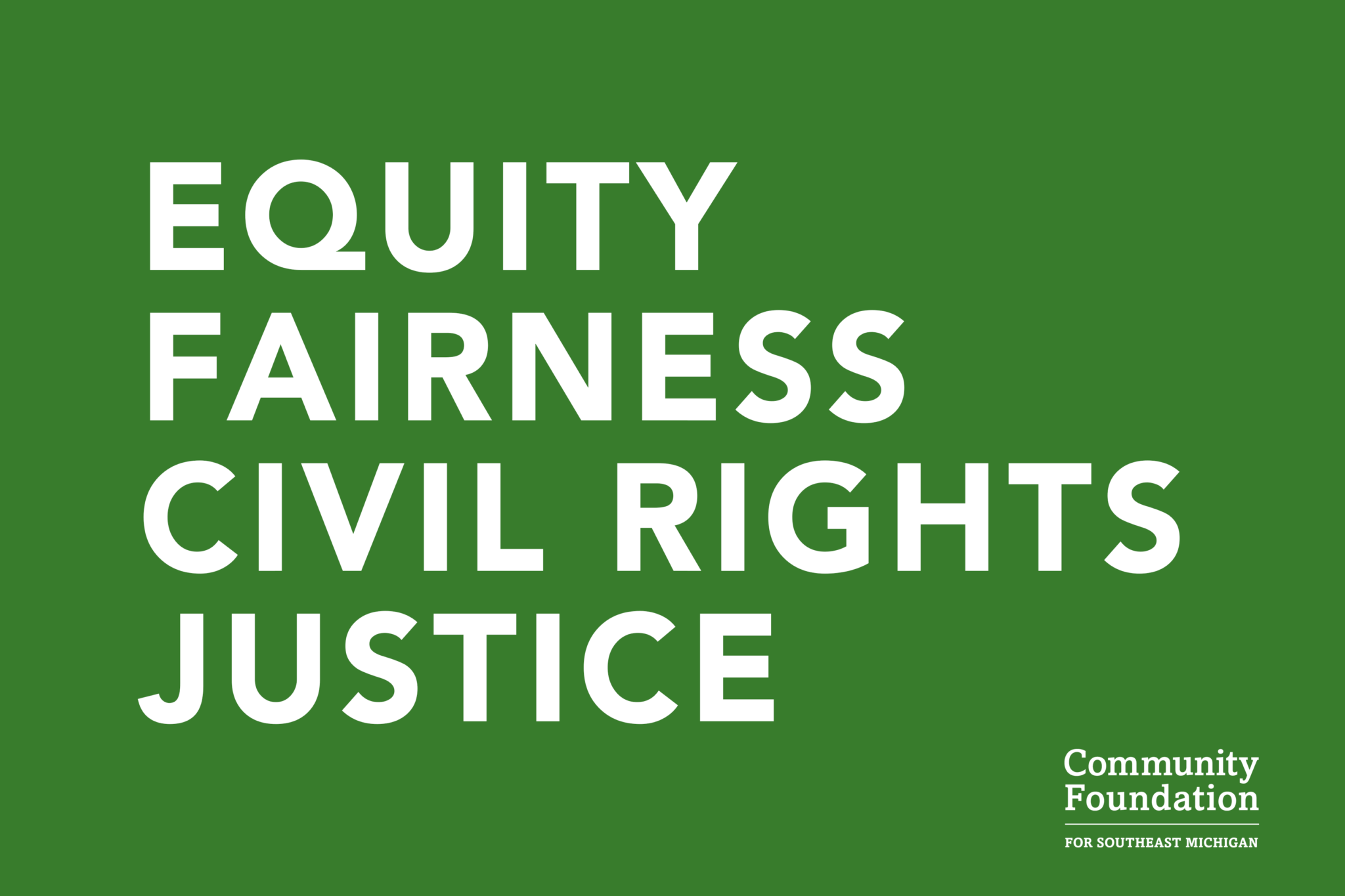 Equity Justice