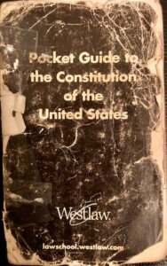 Pocket Guide To Constitution