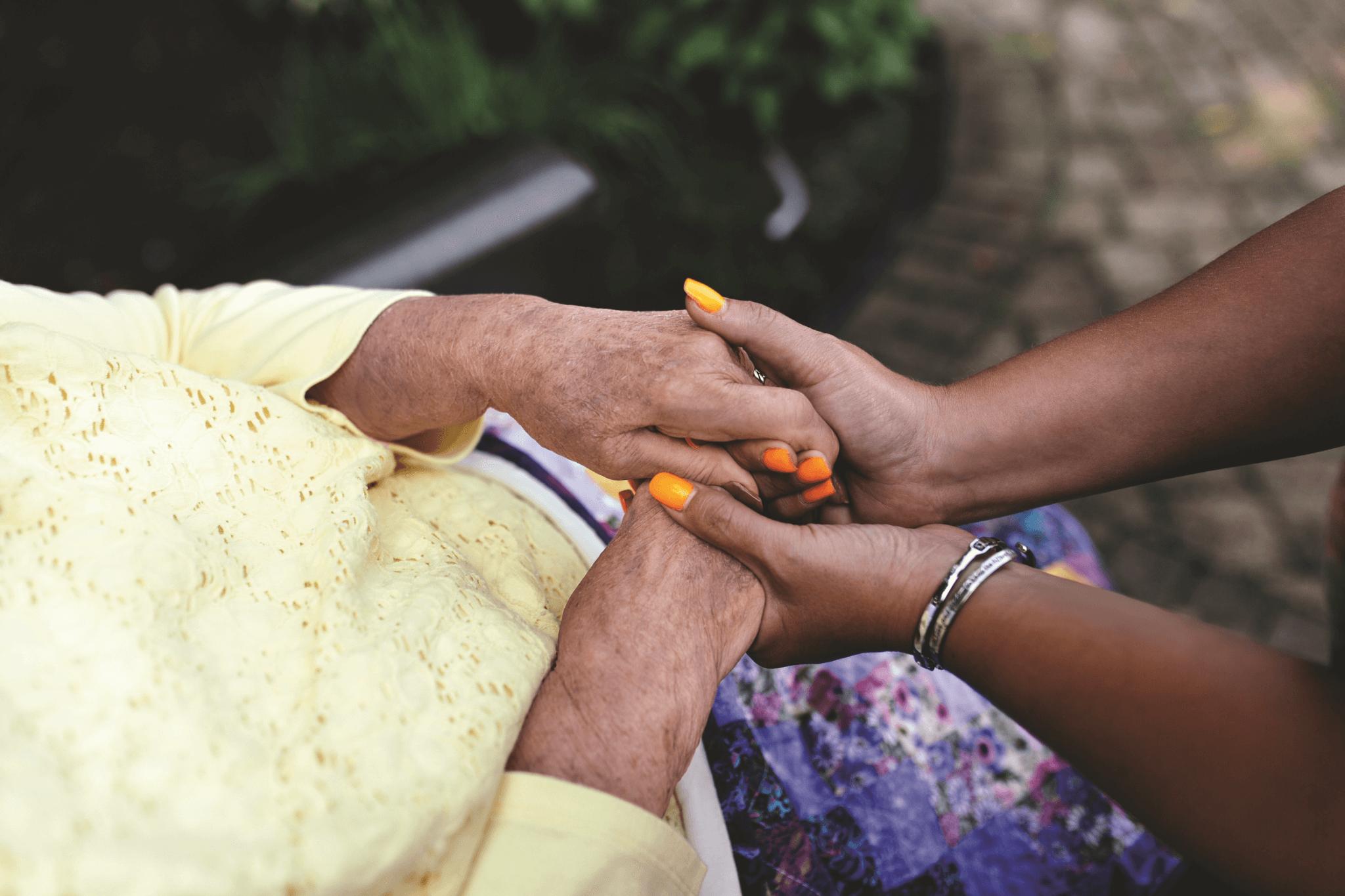 Delivering support to older adults